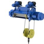 Outdoor electric hoist