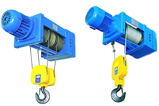 electric winch hoist for sale