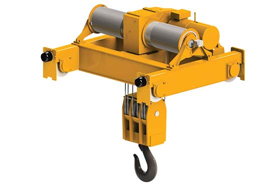 double girder beam hoist for sale