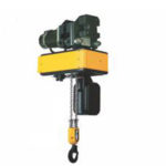 Building site hoist