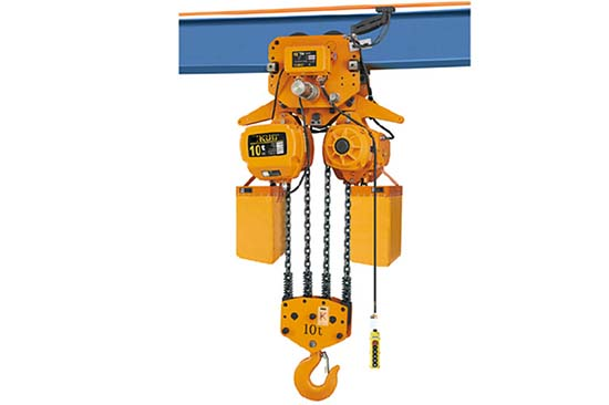 electric chain fall hoists for sale