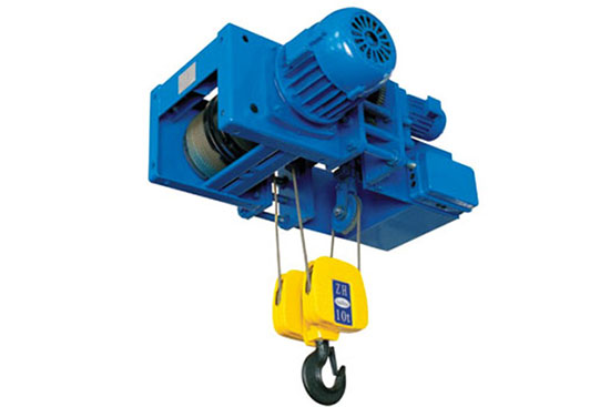 electric low headroom hoist for sale
