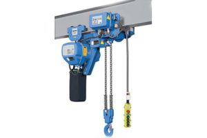 electric shop hoist for sale