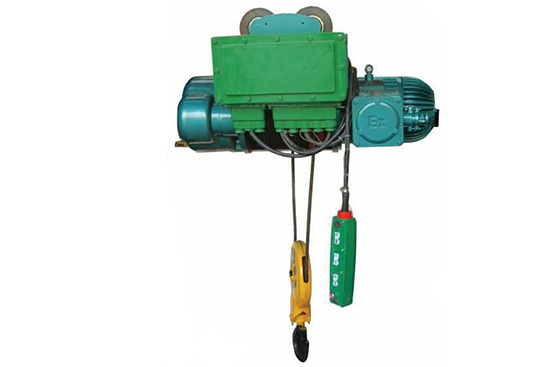 explosive proof hoist fro sale