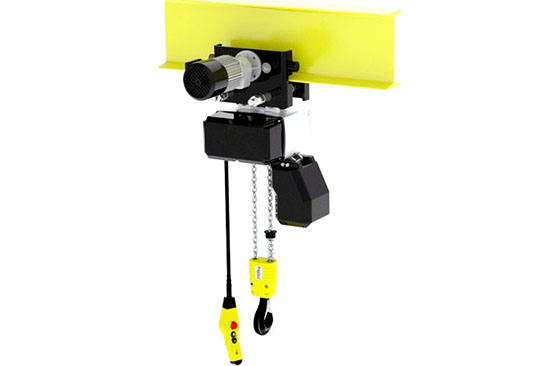 low headroom hoist for sale