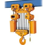 Electric Machine Hoist