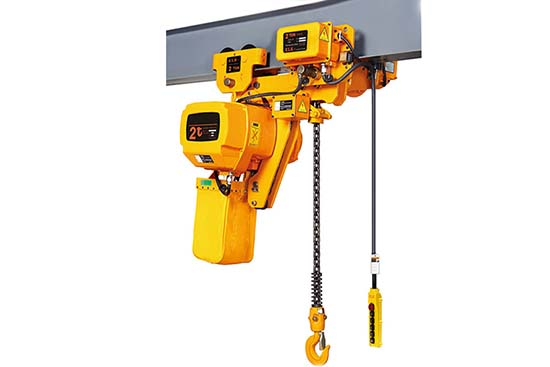 electric monorail chain hoist for sale